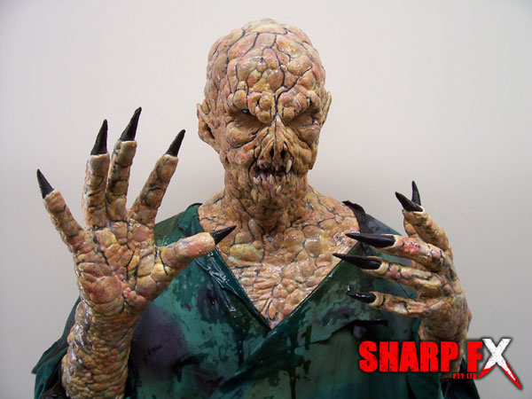 Rabid Special Makeup Effects Stage 1