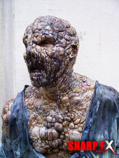 Rabid Special Makeup Effects Stage 2